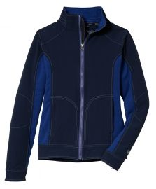 Kuhl Women's Dfynce Jacket - For woman who know how to handle any situation, this rugged jacket will protect you when Mother Nature decides to kick it up a few notches.