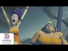 La Vague - ESMA 2015 - YouTube Short Film Youtube, Trailers, Movie Talk, French Clip, French History, Film D'animation, Video Film, Silent Film, Kids Videos