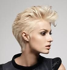 Unusual short hairstyles - Google Search