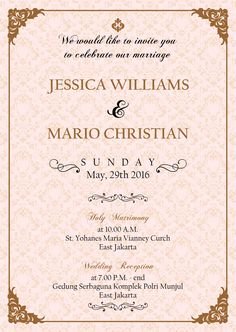 Online wedding invitation einvitation wedding inviation Wedding