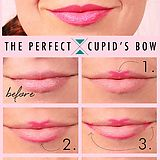 Get red carpet lip perfection with this easy Cupid's Bow Tutorial. The Cupid's Bow is the makeup artists number one tip for lips. Eyeliner Make-up, Eyeliner Hacks, Eye Brows, All Things Beauty, Beauty Make Up, Diy Beauty, Beauty Hacks, Beauty Essentials, Fashion Beauty