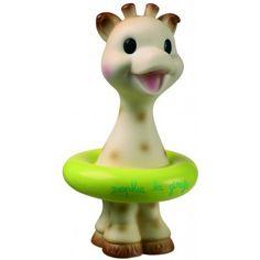 #puericultura Vulli 010400 – Muñeco de Sophie la jirafa para el baño