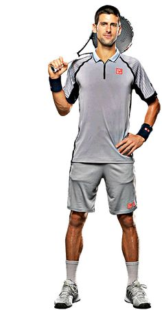 Tennis is the funnest sport to play and Novak Djokovic is GOAT