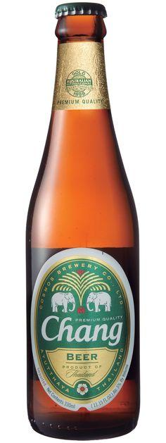 Chang Beer - Thailand - info about Thailand and Koh Samui: http://islandinfokohsamui.com/