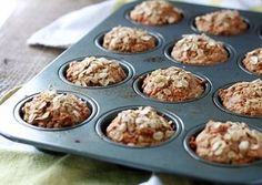 20 Vegan Muffins To Start Your Day Off Right | Oh My Veggies | Bloglovin'