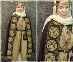 "Costume Eastern Slavs: Vyatichi. Фотографии ДРУЖИНА РАТНОГО ДЕЛА ""РАРОГ""   34 альбома"