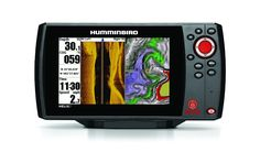 The Humminbird Helix 7 SI/GPS KVD Combo is fishfinder which features a brilliant x color TFT display and DualBeam PLUS sonar w/ 4000 Watts PTP power output. Sondeur Gps, Mapping Software, Fish Finder, Gps Navigation, The Unit, Electronics, Products, Fishing Knots, Fishing Tips