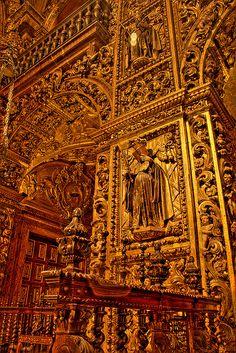 São Bento by daniel_gafanhoto, via Flickr church interior