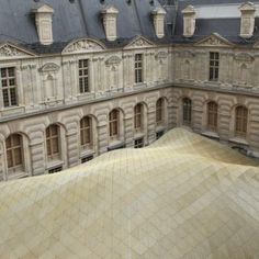 Department of Islamic Arts at Musée du Louvre  by Mario Bellini and Rudy Ricciotti