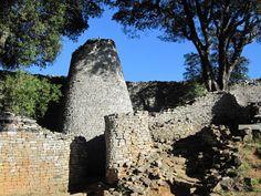 A Visit to the Great Walls BY Samuel Charandura