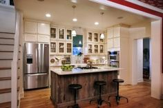 Country Living House of Year Kitchen