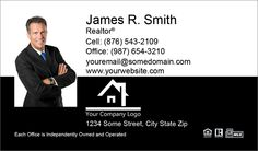 Independent Agency Real Estate Business Cards