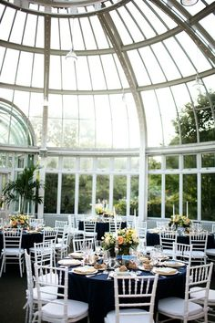 Vintage Book Theme Brooklyn Wedding Brooklyn botanical gardens. what a pretty venue and color scheme