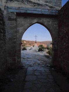 Ermita de San Frutos. Hoces del Río Duratón.