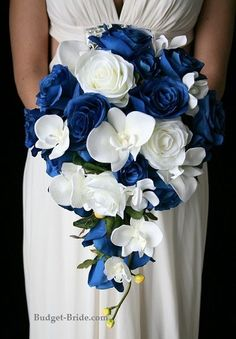 Image result for cascade bouquets bridal