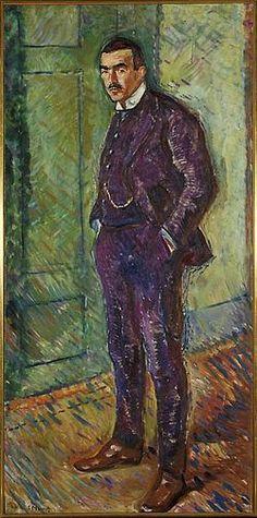 Jappe Nilssen by Munch
