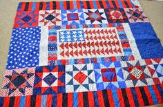 Alycia Quilts: Sunday Quilt of Valor show
