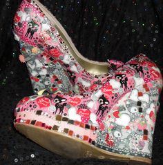 64d43ea464765a 80 Best Kawaii shoes~  u  images