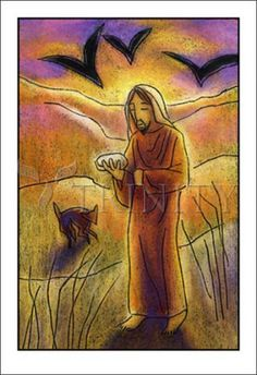 """Christ in the Desert 