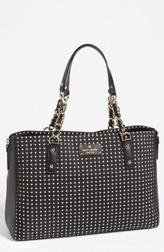 Dots, dots, dots! kate spade new york tote