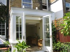 Beautiful orangery style extension.  www.methodstudio.london