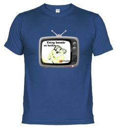 Camiseta - Basado en hechos karnales.  Como todos no?  http://www.latostadora.com/sinoloescribo/basado_en_hechos_carnales/289604