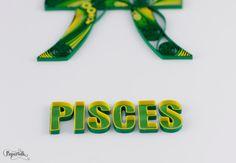 Pisces Horoscope Zodiac Star Sign Constellation by PapertalkVN