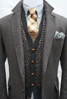 Cool Stuff We Like Here @ http://CoolPile.com -------  ------- Mens Vintage 100 Pure Wool Tweed Sport Coat by ViVifyVintage