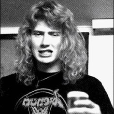 dave mustaine gif