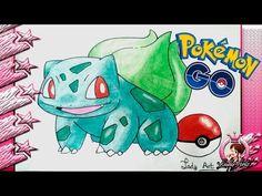 Pokemon Go   Speed Drawing   Bulbasaur