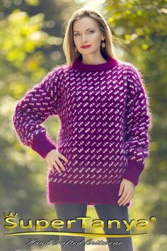 4d37c08eff3 19 Exciting Hand knitted sweaters with striped pattern images in ...
