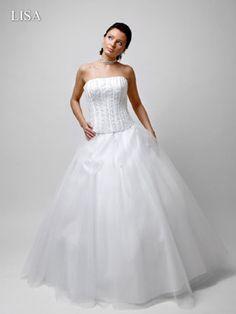 Prinzessin Sissi Hochzeitskleid