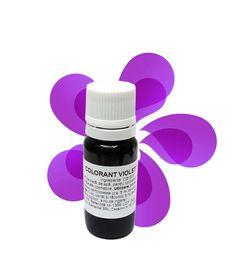 Pentru nuanțe de la violet închis până la mov palid. Este un colorant pe bază de apă, extrem de concentrat, recomandat în special pentru colorarea săpunurilor. Este potrivit pentru săpunuri CP și melt & pour.