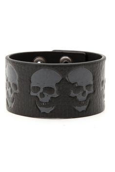 Hot Topic leather band