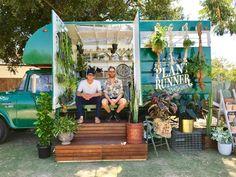 the Plant Runner - Online Store – The Plant Runner Garden Cafe, Garden Shop, Garden Pots, Flower Truck, Flower Farm, Flower Shop Decor, Flower Shop Interiors, Mobile Boutique, Flower Stands