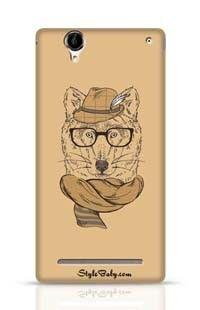 Mr. Fox Sony Xperia T2 Phone Case