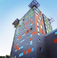 Ventilated, insulated or coated, alsecco manufacture and supply systems that can fulfil the architectural, performance and budgetary demands External Wall Insulation, London Architecture, Brickwork, Norway, Facade, Facades