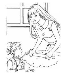 Den matek (druhá květnová neděle) – Jestli existuje nějaký skutečně mezinárodní svátek, je to Den matek. V něm se zrcadlí jedinečnost a nepostradatelnost ženy ve společnosti. Z toho vyplývá, … Free Kids Coloring Pages, Barbie Coloring Pages, Coloring Sheets, Coloring Pages For Kids, 8 Martie, Bullet Journal, Embroidery, Drawings, Templates