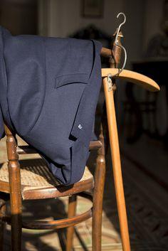 Anti Piega - Anti Macchia - Idrorepellente La Giacca da viaggio per eccellenza. ➤ http://bit.ly/ConnemaraJacketPE #AngeloNardelli #abbigliamentouomo #madeinItaly #ConnemaraJacket