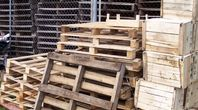 How to Build A Compost Bin With Free Wood Pallets   eHow