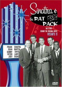 ocean's 11 frank sinatra | Sinatra & the Rat Pack: The Story Behind the Original Movie Ocean's 11 ...