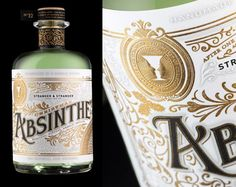 Absinthe label
