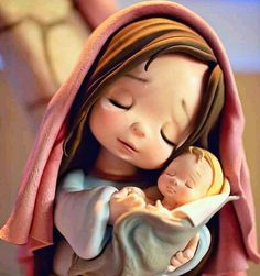 Jesus Cartoon, Baby Cartoon, Religious Images, Religious Art, Jesus Artwork, Liturgical Seasons, Christian Pictures, Biblical Art, Jesus Pictures