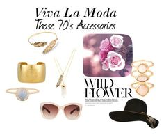 """Those 70's Accessories"" by xviva-la-modax on Polyvore"
