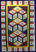 machine embroidered quilts - Google Search