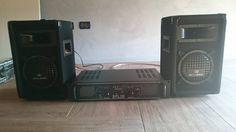 Sistema Audio Malone per i miei party casalinghi
