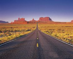 Route 66. I really just want to have my own replica of this picture.