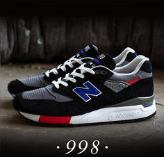 New Balance 'Connoisseur Authors Collection' 998 – Ian Bettany – Join in the world of pin New Balance 998, Look Fashion, Mens Fashion, Casual Outfits, Casual Clothes, Sportswear, Kicks, Footwear, Material Things