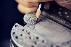 Gun Engraving | Garden and Gun