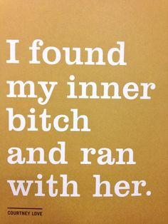 inner bitch